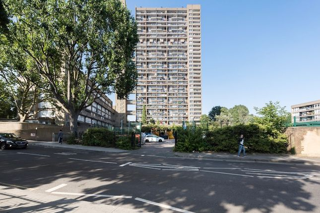 Thumbnail Flat for sale in Trellick Tower, Golborne Road, London