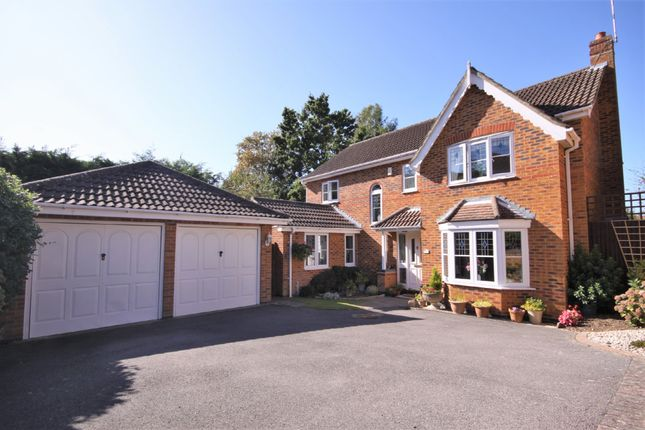 Thumbnail Detached house for sale in Lindbergh Rise, Whiteley, Fareham