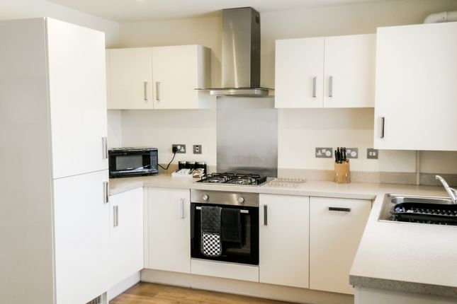 Thumbnail Flat to rent in Northumberland Way, Walsall, West Midlands