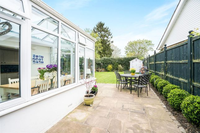 Patio And Garden of Smithy Lane, Lower Kingswood KT20
