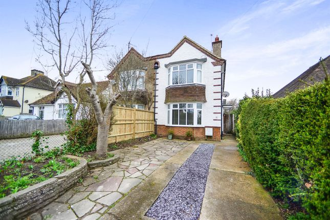 Thumbnail Semi-detached house for sale in Park Avenue, Eastbourne