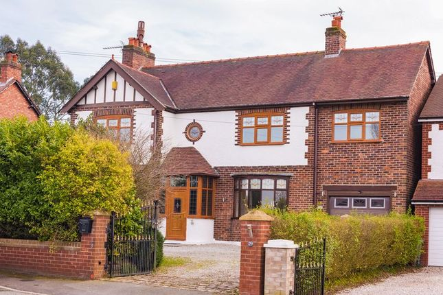 Thumbnail Detached house for sale in Turnpike Road, Aughton, Ormskirk