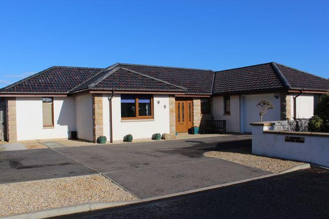 Thumbnail Detached bungalow for sale in Masonhaugh Road, Burghead