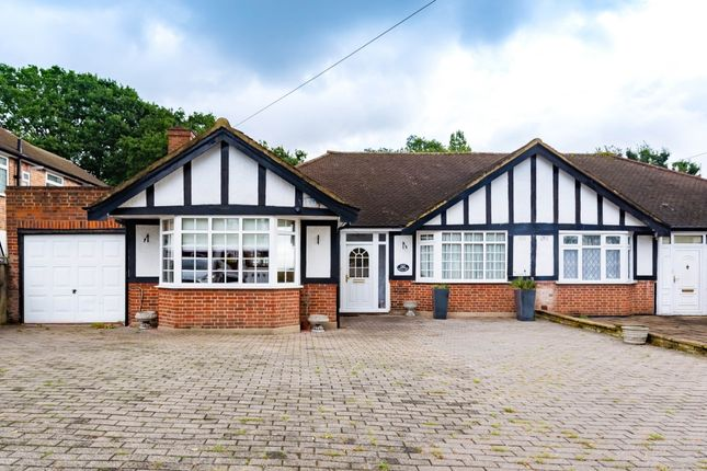 Thumbnail Bungalow for sale in Bracken Drive, Chigwell, Essex