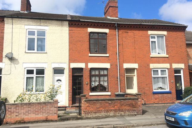 3 bed terraced house to rent in Fairfield Road, Hugglescote, Coalville LE67