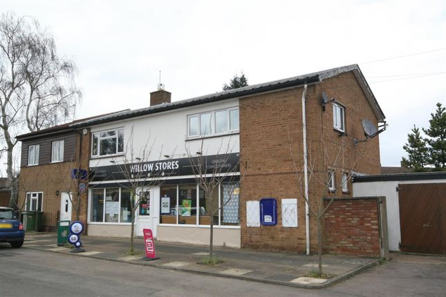 Thumbnail Property for sale in Willow Crescent, Oakham