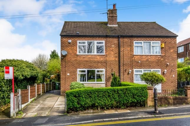 Thumbnail Semi-detached house for sale in Lilly Street, Gee Cross, Hyde, Greater Manchester, United Kingdom