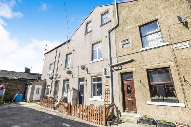 Front of Fixby View Yard, Clough Lane, Brighouse, West Yorkshire HD6