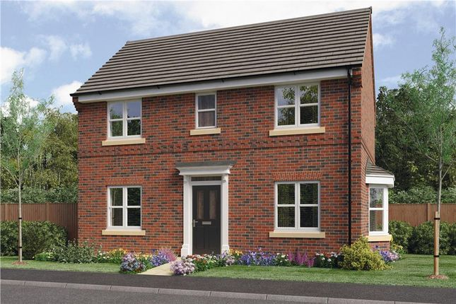 """Thumbnail Detached house for sale in """"Emmett"""" at Woodcock Way, Ashby-De-La-Zouch"""