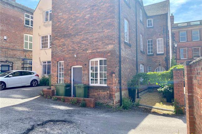 Rear Yard of St. Marys Gate, Derby, Derbyshire DE1