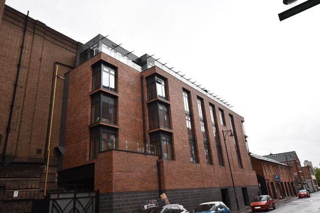 Thumbnail Duplex to rent in 4 Queen Street, Leicester, Leicestershire