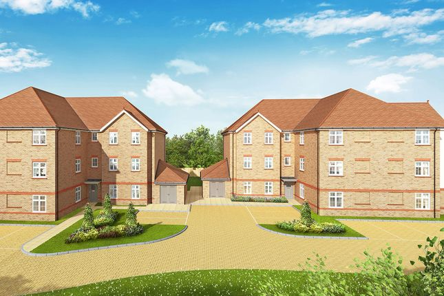 "2 bed flat for sale in ""Bicknor House Type 1"" at Sutton Road, Langley, Maidstone ME17"