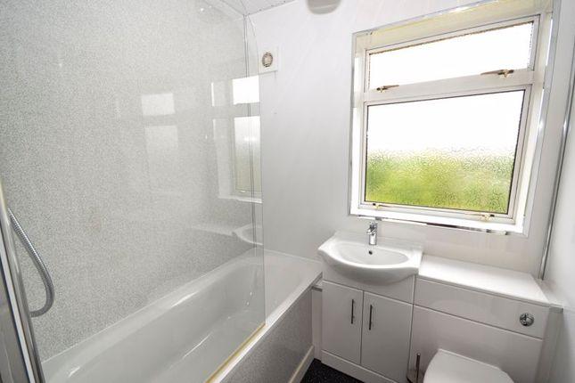 Bathroom of Wheatlands Avenue, Bonnybridge FK4