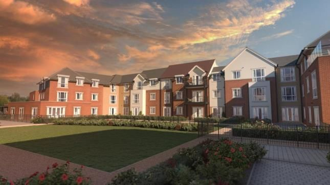 1 bed property for sale in Mansell Vale, Grove Road, Wantage OX12