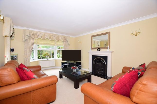 Thumbnail Detached house for sale in Mitchell Road, West Malling, Kent