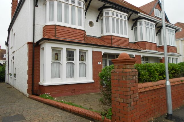 Thumbnail Semi-detached house to rent in Lougher Gardens, Porthcawl