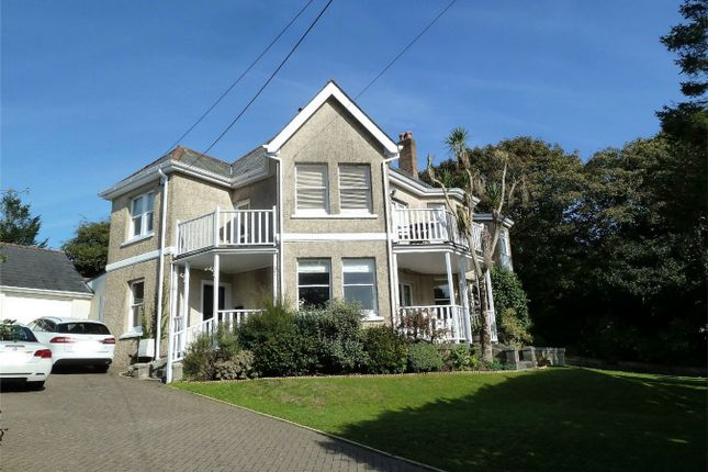Thumbnail Detached house for sale in Hillside Road, St Austell, Cornwall