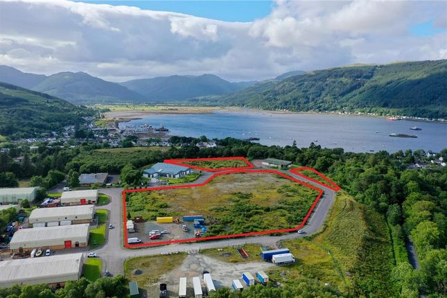 Thumbnail Land for sale in Plot 1.8, Sandbank Business Park, Highland Avenue, Dunoon, Argyll And Bute