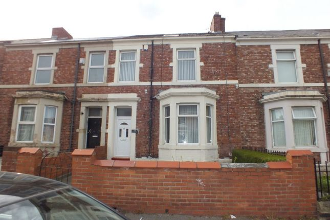 Thumbnail Terraced house for sale in Brighton Grove, Newcastle Upon Tyne