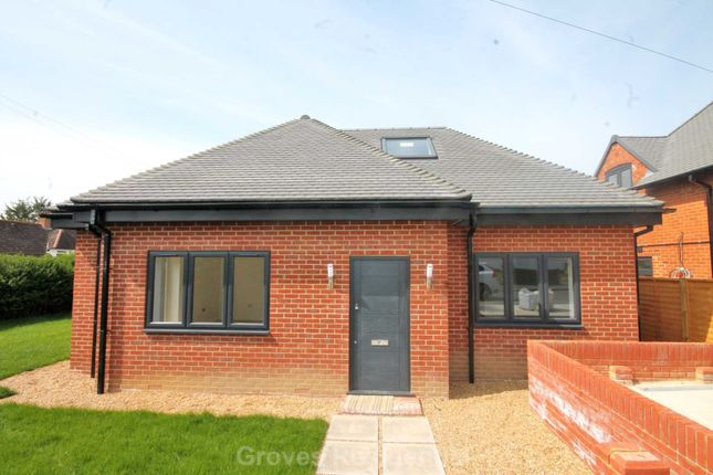Thumbnail Detached bungalow for sale in The Crescent, New Malden