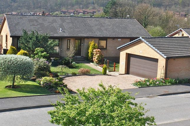Thumbnail Detached bungalow for sale in Craigdimas Grove, Dalgety Bay, Dunfermline