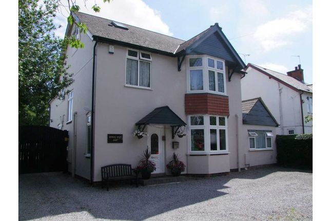Thumbnail Detached house for sale in Stratford Road, Solihull