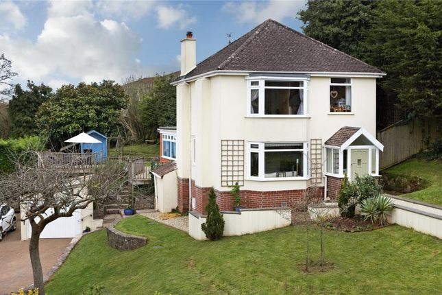 Thumbnail Detached house for sale in Abbotskerswell, Newton Abbot, Devon