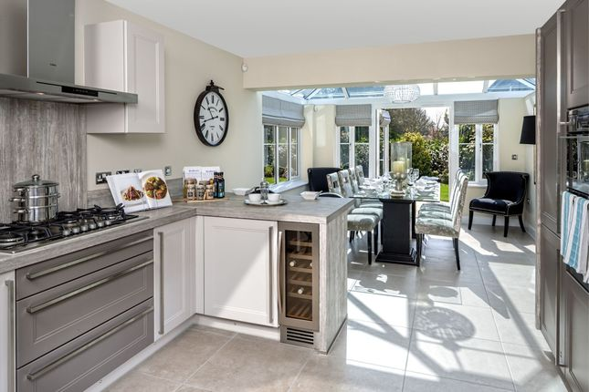 """Thumbnail Detached house for sale in """"Chaucer"""" at Dene Close, Outwood Lane, Chipstead, Coulsdon"""