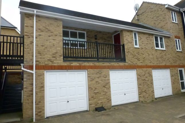 Thumbnail Flat to rent in Diamond Road, Whitstable