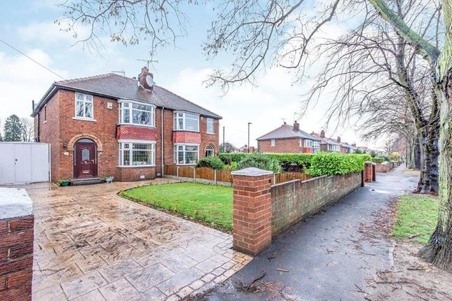 Thumbnail Semi-detached house for sale in Jossey Lane, Scawthorpe, Doncaster