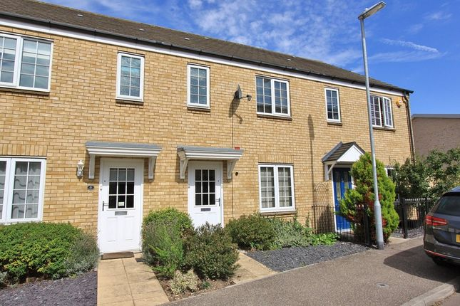Thumbnail Terraced house for sale in Covent Garden, Willingham, Cambridge