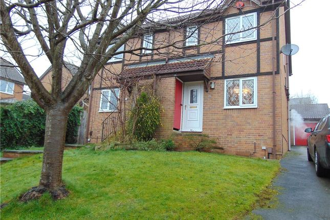 Thumbnail Semi-detached house to rent in Well Holme Mead, New Farnley, Leeds
