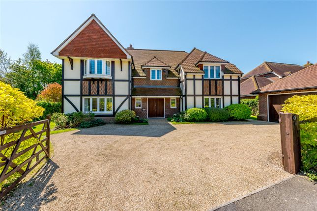 Thumbnail Detached house for sale in Bremere Lane, Chichester, West Sussex