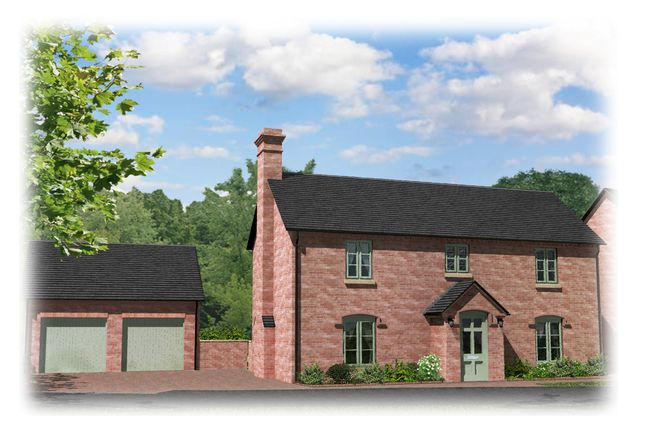 Thumbnail Detached house for sale in 3 William Ball Drive, Horsehay, Telford, Shropshire