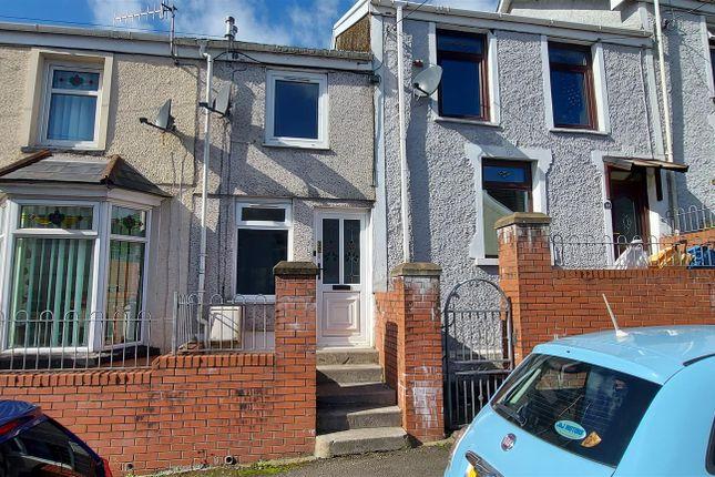 Thumbnail Terraced house for sale in Picton Street, Nantyffyllon, Maesteg
