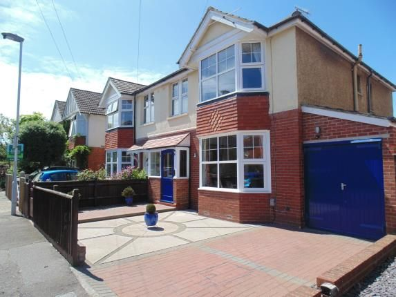 Thumbnail Semi-detached house for sale in Gannon Road, Worthing, West Sussex