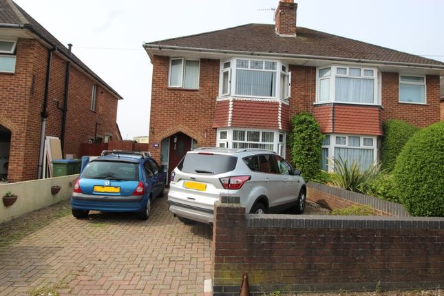 Thumbnail Semi-detached house for sale in Romsey Road, Southampton
