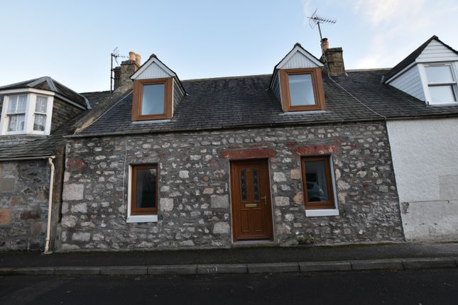 Thumbnail Terraced house for sale in Westmoreland Street, Fochabers