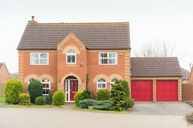 Thumbnail Detached house for sale in Copes Close, Buckden, St. Neots