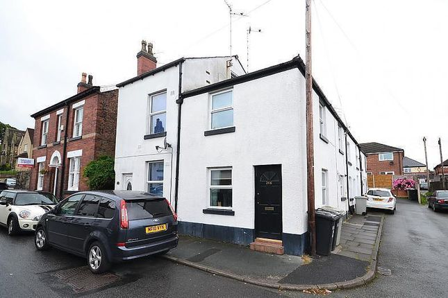 Thumbnail End terrace house to rent in Crompton Road, Macclesfield