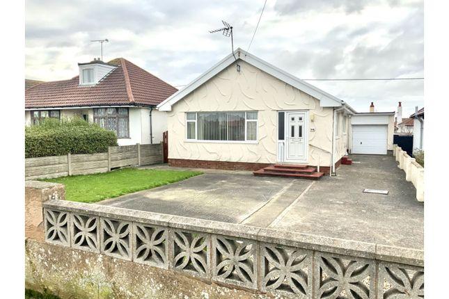 Thumbnail Detached bungalow for sale in Rhyl Coast Road, Rhyl