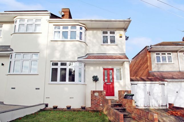 Thumbnail Semi-detached house to rent in Edwin Close, Bexleyheath