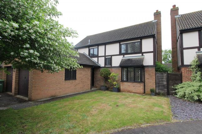 Thumbnail Flat to rent in Gery Court, Eaton Socon, St. Neots