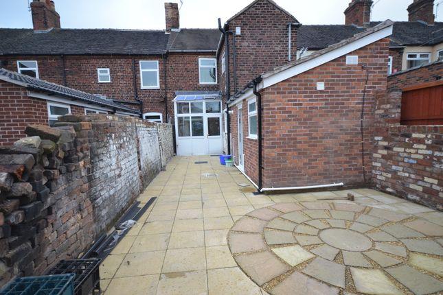 Thumbnail Terraced house to rent in Werrington Road, Bucknall, Stoke On Trent, Staffordshire