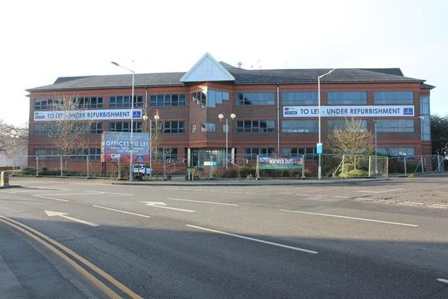 Office to let in Percival House, Prospect Way, London Luton Airport, Luton, Bedfordshire