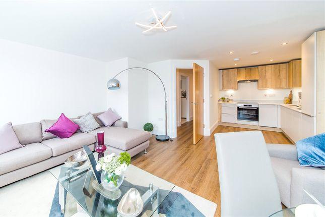 Thumbnail Flat for sale in One Three Three, 133 High Street, Tonbridge, Kent