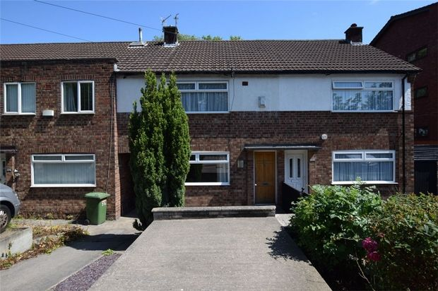Thumbnail Terraced house for sale in Highfield South, Rock Ferry, Merseyside