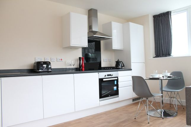 Thumbnail Flat for sale in Flood Street, Dudley