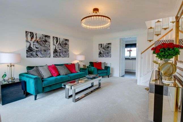 "3 bedroom semi-detached house for sale in ""The Carrick"" at Perceton, Irvine"