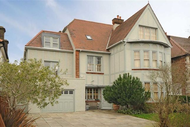 Thumbnail Detached house for sale in Chatsworth Road, Willesden Green